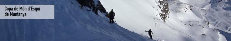 Copa del Món d'Esquí de Muntanya